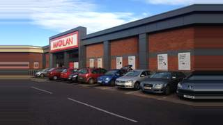 Primary Photo of Unit 7, Exeter Retail Park, Marsh Barton Road, Exeter EX2 8LH