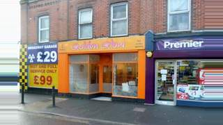 Primary Photo of The Broadway, Andover, Hampshire SP10 2JF