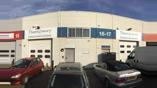 Primary Photo of Units 16 & 17 Wintonlea Industrial Estate, Monument Way West, Woking