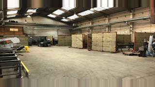 Primary Photo of Modern Single Storey Factory / Warehouse With Yard