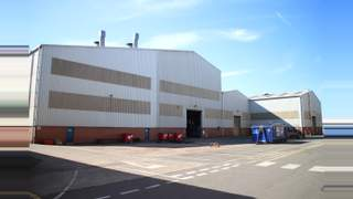 Primary Photo of The Fabrication Shop, Falcon Works, Meadow Lane, Loughborough, Leicestershire, LE11 1EX