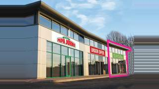 Primary Photo of New Gatehouse Unit 1, 500 sq.ft, Pensnett Estate, Black Country, Kingswinford, West Midlands, DY67FP
