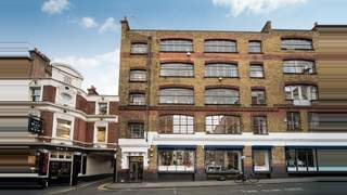 Primary Photo of Hatton Wall, London, EC1N