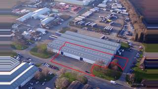 Primary Photo of Unit 1, Building 341, Rushock Trading Estate, Kidderminster Road, Droitwich, Worcestershire, WR9 0NR