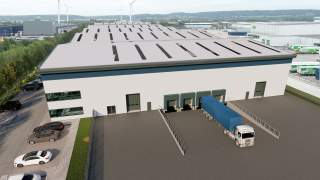 Primary Photo of Units 4/5 Portside Park, Kings Weston Lane, Avonmouth, BS11 9BY