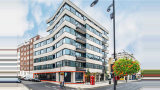 Primary Photo of 16a Westbourne Grove, London W2 5RH