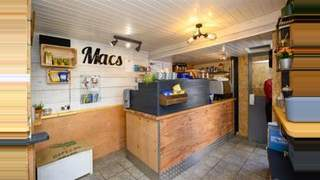 Primary Photo of Macs Coffee House, 33b, Bank Street, Newquay, Cornwall