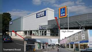 Primary Photo of Haskins Retail Centre, 64 High Street, BA4 5AX