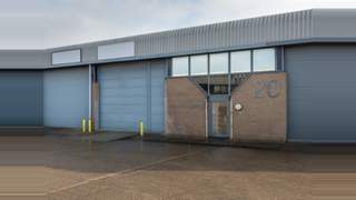 Primary Photo of Victoria Industrial Estate, Unit 20, Victoria Road, London, W3 6UU