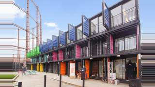Primary Photo of Containerville, London, E2