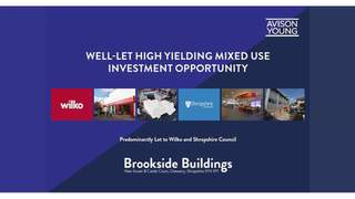 Primary Photo of Brookside Buildings, New Street & Castle Court, Oswestry, Shropshire, SY11 1PY