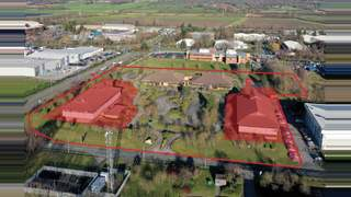 Primary Photo of 2 Newtech Square Zone 2 Deeside Industrial Park Deeside Flintshire CH5 2NT