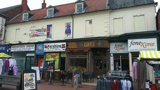 Primary Photo of Multi-Let Retail Investment Property, 60-66 Bridge Street, Worksop, Nottinghamshire, S80 1JA