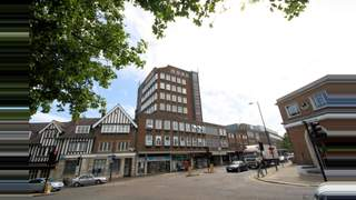 Primary Photo of Stanmore Towers, 8-14 Church Road, Stanmore, Greater London, HA7 4AW