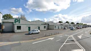 Primary Photo of P1 (8), Heywood Distribution Park, Heywood, Greater Manchester, OL10 2TT