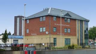 Primary Photo of St James' Medical Practice, Malthouse Drive, Dudley, West Midlands, DY1 2BY