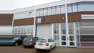 Primary Photo of Unit B, Blenheim House, Longmead Industrial Estate, 1 Blenheim Road, Epsom, KT19 9AP