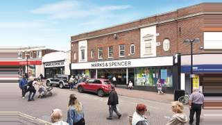 Primary Photo of Marks & Spencer, 31, 33, 35, 37 High Street, Aylesbury