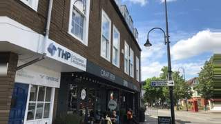 Primary Photo of Cafe Brunch, 34-40 High St, Wanstead, London E11 2RJ