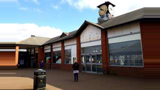 Primary Photo of Horsefair Shopping Centre, WISBECH