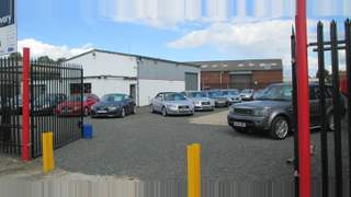 Plot 4, Hoylake Road, South Park Industrial Estate, Scunthorpe, North Lincolnshire DN17 2AZ Primary Photo