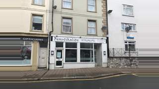 Primary Photo of 6 Devonport Road Stoke Plymouth PL3 4DH
