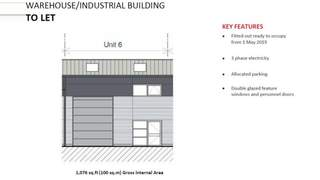 Primary Photo of New Warehouse/Industrial Building