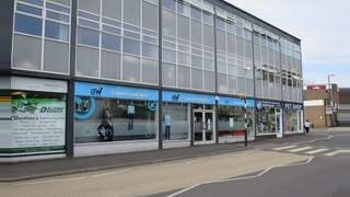 Primary Photo of Retail Premises, 3 Bridge House, Sherborne Road, Newton Abbot, Devon, TQ12 2QX