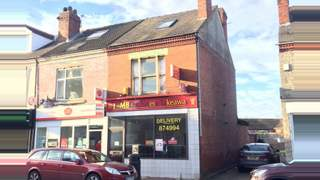Primary Photo of 82 High St, Bentley, Doncaster DN5 0AT