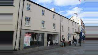 Primary Photo of Prestigious Town Centre Business/Showroom Unit, 3-7 Adare Street, Bridgend, CF31 1ET