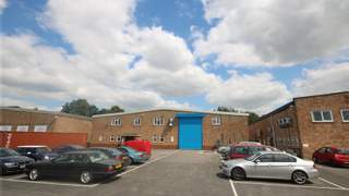 Primary Photo of Milford Trading Estate, Blakey Road, Salisbury SP1 2UD