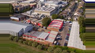 Primary Photo of Glenville Mews Industrial Estate - Southfields