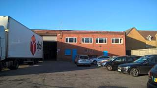 Primary Photo of Unit 1, Harbour Way Industrial Estate, Harbour Way, Shoreham, East Sussex, BN43 5HG