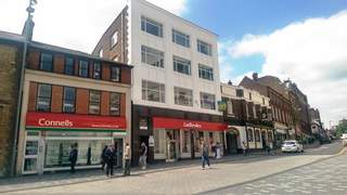 Primary Photo of Part Suite 4 Regency House, 85-87 George Street, Luton, LU1 2AT