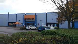 Primary Photo of Halfords unit, Clough Road Hull, East Yorkshire, HU5 1QN