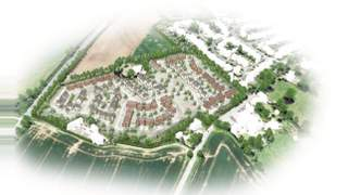 Primary Photo of Residential Development Land with outline planning permission for 116 dwellings – Shrivenham, Oxfordshire