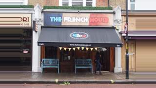 Primary Photo of French House, 52 Lordship Lane, East Dulwich, London, SE22 8HJ