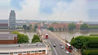 Primary Photo of Riverbank House, 1 Putney Bridge Approach, SW6 3JD