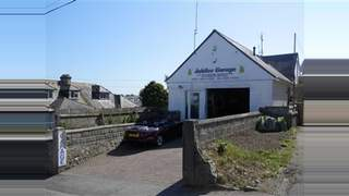 Primary Photo of Jubilee Garage, Jubilee Road, Falmouth