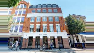 Primary Photo of Well Court, 14-16 Farringdon Lane, EC1, Well Court 14-16 Farringdon Lane, EC1R 3AU