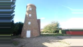 Primary Photo of The Old Mill House and Large Garage, Backgate, Cowbit, Spalding, Lincolnshire, PE12 6AP