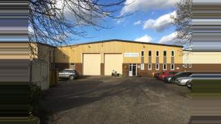 Primary Photo of F4 Dettingen Way, Blenheim Industrial Est, Bury St Edmunds, Suffolk, IP33 3TU
