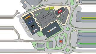 Primary Photo of Proposed Unit A Bridgend Retail Park, Cowbridge Road, Bridgend, CF31 3XX