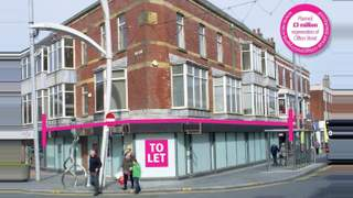 Primary Photo of 56 to 60, Clifton and Abingdon Street, Blackpool, Lancashire, FY1 1JP