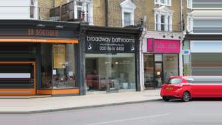 Primary Photo of 130-132 Upper Richmond Road, Putney, Greater London, SW15 2SP