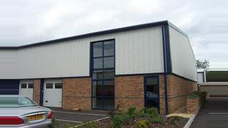 Primary Photo of Unit 10, Glenmore Business Park, Colebrook Way, Andover, SP10 3GL