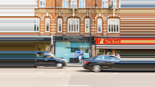 Primary Photo of 231 Brompton Road, Chelsea, London SW3 2EP