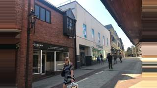 Primary Photo of Unit 6, Vicarage Walk Quedam Shopping Centre, Ivel Square, Yeovil, BA20 1EY