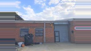Primary Photo of Unit 3-4, New Lydenburg Commercial, New Lydenburg St, East Greenwich, London SE7 8NF