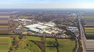 Primary Photo of Leicester Distribution Park, Sunningdale Business Centre, Unit 5, Sunningdale Road, Leicester, LE3 1UR